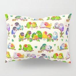 Lovebird Pillow Sham