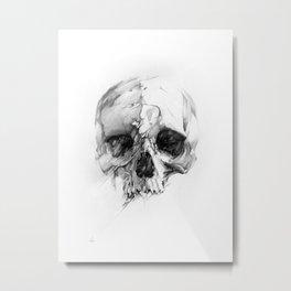 Skull 46 Metal Print
