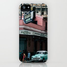 La Floridita iPhone Case