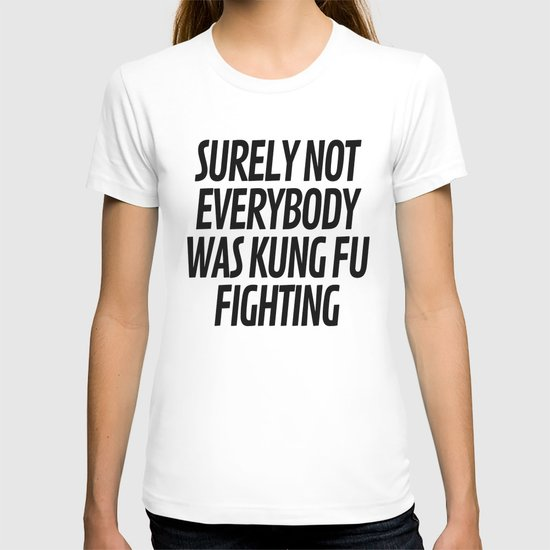 Surely Not Everybody Was Kung Fu Fighting by creativeangel