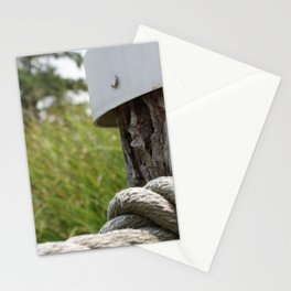 Knotted Rope Stationery Cards