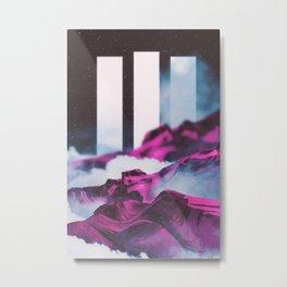 Ter Metal Print