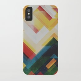 Mountain of energy iPhone Case
