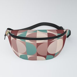 geomage (winter rose palette) Fanny Pack