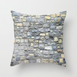 StonesBurg Throw Pillow