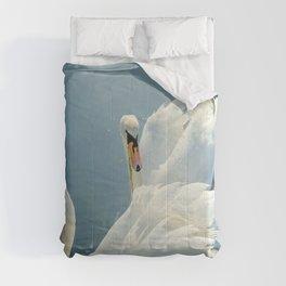Swan Lake #2 Comforters