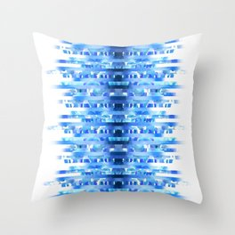 Moorea #1 Throw Pillow