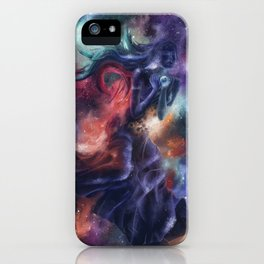 Mistress of the Void iPhone Case