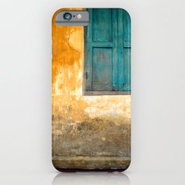 Asian Laundry Day iPhone Case