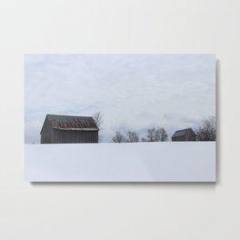 Vermont Metal Print