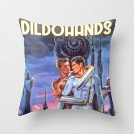Flawed Lover Throw Pillow