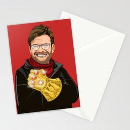 Lets talk about six, baby! Stationery Cards