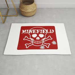 Minefield Rug