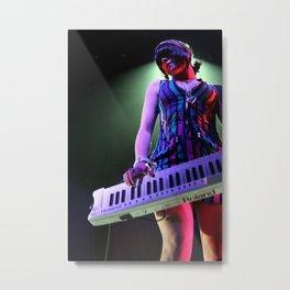 Vicky-T Metal Print
