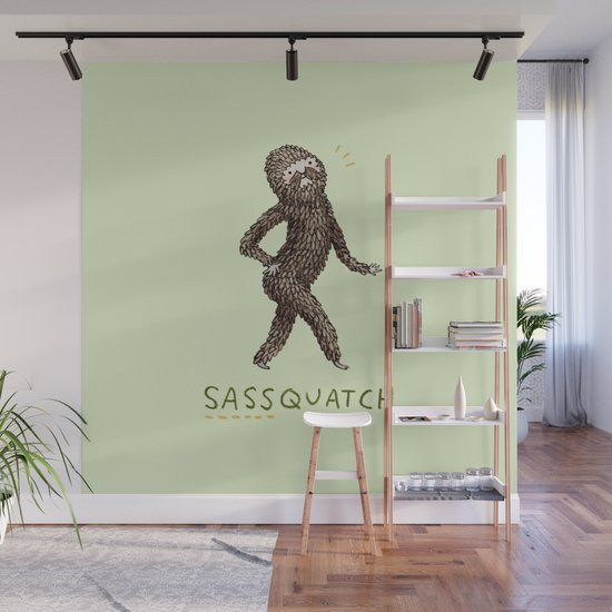 Sassquatch by sophiecorrigan