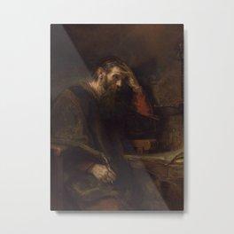 The Apostle Paul Metal Print