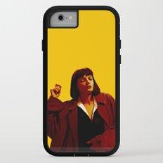 Mia Wallace - Yellow iPhone 7 Adventure Case