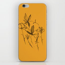 Remember The Small Joys Of Spring iPhone Skin