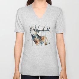 Elk - Elk Calling Unisex V-Neck