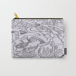 Gizmo mouse Carry-All Pouch