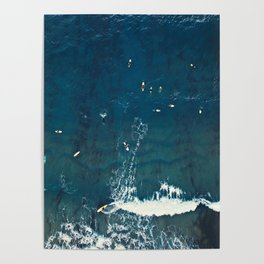 Board Meeting | Surfing  Poster