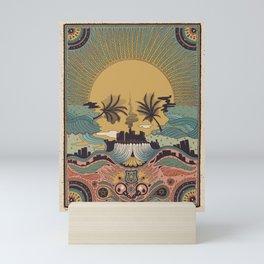 LA -Inspired by Penny Dreadful: City of Angels Mini Art Print