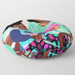 Rocking Chair Floor Pillow
