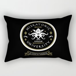 Miskatonic University  Rectangular Pillow