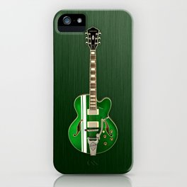 Vintage 60's Rockabilly Music iPhone Case
