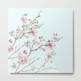 Apple Blossom #society6 #buyart Metal Print