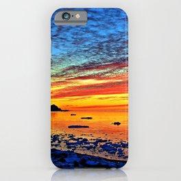 Cap-Chat, Gaspésie iPhone Case