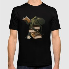 Well-Read Octopus T-shirt