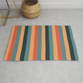 Sandy Desert Stripes Rug