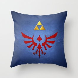 Between Worlds Throw Pillow