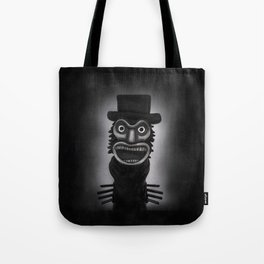 The Babadook Tote Bag