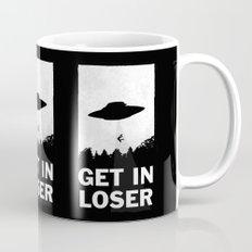 Get In Loser Coffee Mug