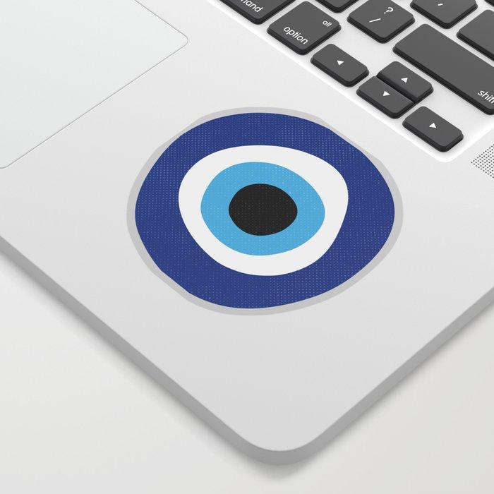 Evi Eye Symbol Sticker