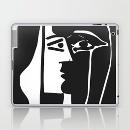 Pablo Picasso Kiss 1979 Artwork Reproduction For T Shirt, Framed Prints Laptop & iPad Skin