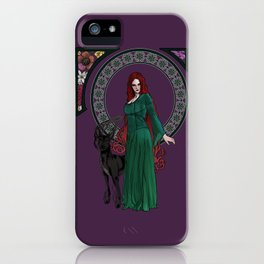 The Leanansidhe iPhone Case