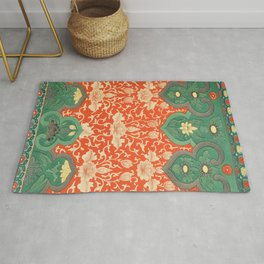 Examples of Chinese Ornament XCIV Rug