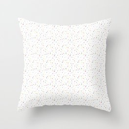 Triangle sky Throw Pillow