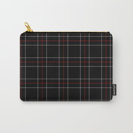 P5 Plaid Carry-All Pouch
