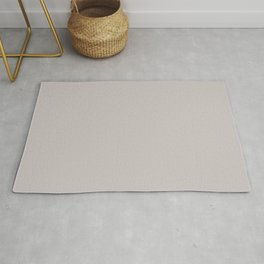 PLAIN SOLID LIGHT GREY  COLOR FOR COMPLIMENTARY PATTERNS Rug