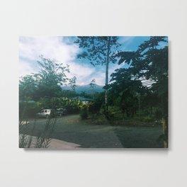 Arenal Volcano in Costa Rica Metal Print