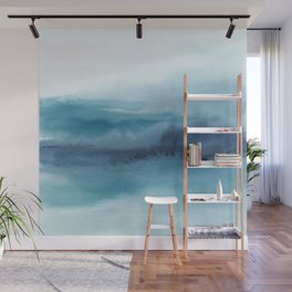 Abstract Landscape Painting Wall Mural
