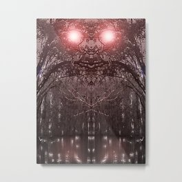 Swamp Thing V2 Metal Print