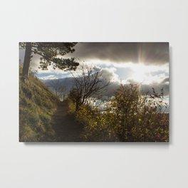 Sun after the rain Metal Print
