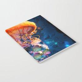 Electric Jellyish World Notebook