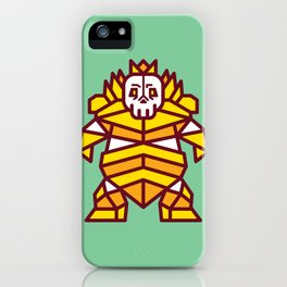 Skull King iPhone Case