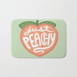 Just Peachy Badematte